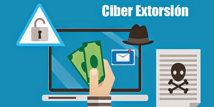ciberextorsion