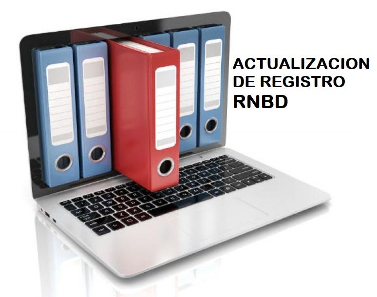 En agosto vence plazo para reportar reclamos en RNBD