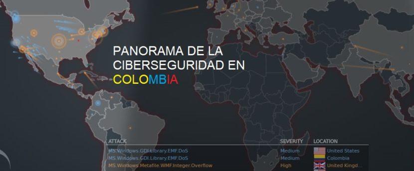 Preocupación por Ciberseguridad en Colombia