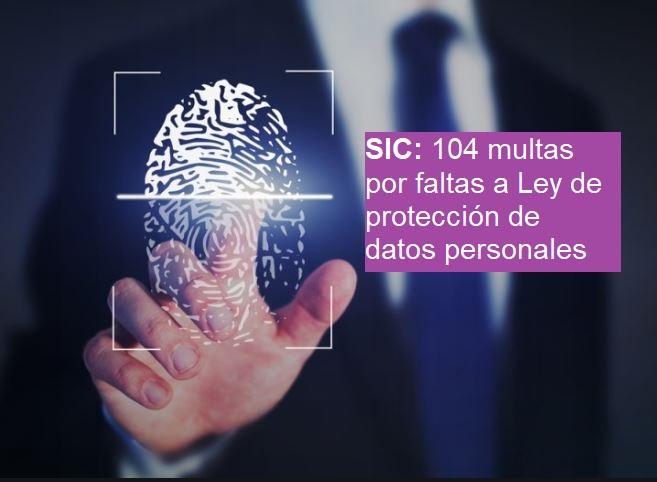 Multas proteccion de datos
