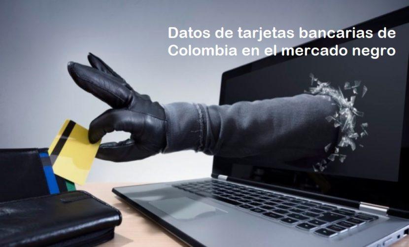 Robo datos Colombia