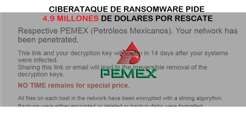 PEMEX confirma ciberataque a nivel nacional