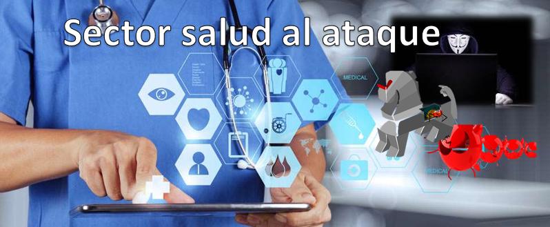 Sistemas hospitalarios objetivo de Cibercriminales