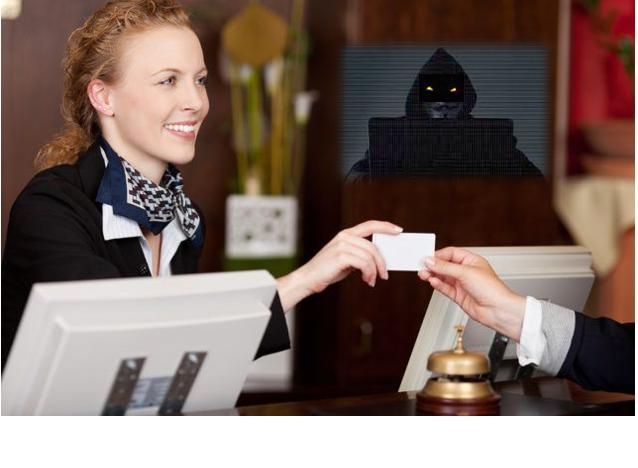 Ciberataque a la industria hotelera