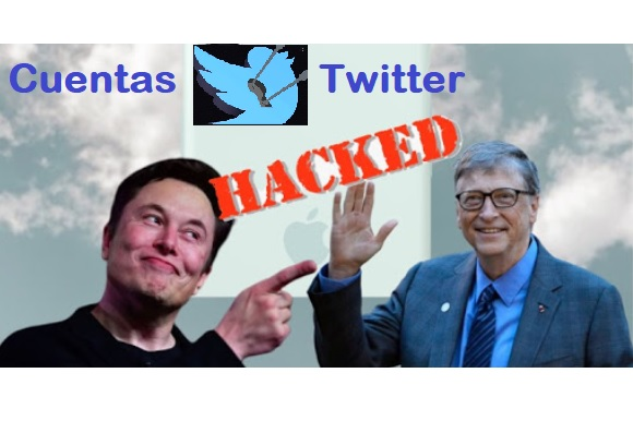 Cuentas de Twitter de Bill Gates, Obama, Elon Musk, Apple y muchos más Hackeadas