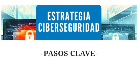 Cómo crear una estrategia de ciberseguridad paso a paso