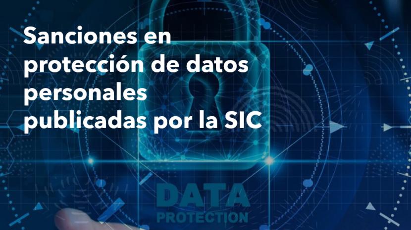 Empresas sancionadas por protección de datos a mayo 2021